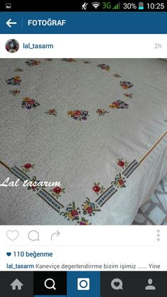 Stitch Crochet, Bed Spreads, Doilies, Bed Sheets, Diy And Crafts, Cross Stitch, Brooch, Jewelry, House
