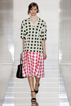 OMG I *must get this shirt. I would LIVE in it #Marni, of course