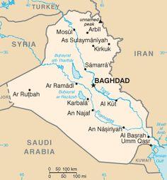 Medio Oriente: seconda notte di bombardamenti da parte degli Stati Uniti