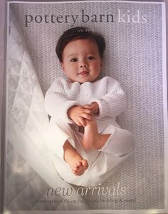 Pottery Barn Kids July 2016 Mailer Catalog New Arrivals Bedding Furniture | eBay