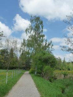 Path to Peace in Bad Woerishofen, Bavaria