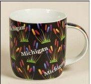 Generic Detroit Penrod Colorfull Cattails Coffee Mug