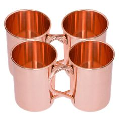 Straight Solid Copper Moscow Mule Mug Set 16 Oz Brown Set Of 4 #Buddha4all https://worldofarcadian.com/products/memory-foam-neck-support-travel-pillow