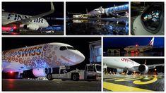 ZURICH AIRPORT | Airside Planespotting | 09. March 2019 Boeing 777, Zurich, Science And Technology, Music Videos, Aviation, Aircraft, Night, Instagram, Air Ride