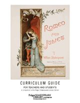 Romeo and Juliet Curriculum Guide Printable | Teaching Shakespeare (Grades 8-12) - TeacherVision.com