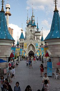 Lotte World | 26 Of The Most Underrated Amusement Parks In The World