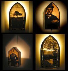 Light-Based-Art-Pieces