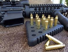 Amazing AR-15 style Triangle Peg Game.  Makes an awesome gift for hunters, gun enthusiasts, or anyone who enjoys unique handmade tactical gifts.