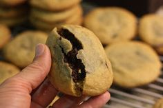 The Sigmon Soup: The Hands Down the BEST Brownie Pillow Cookies