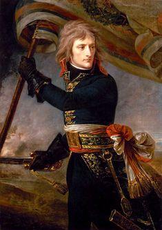 1801_Antoine-Jean_Gros_-_Bonaparte_on_the_Bridge_at_Arcole.jpg (990×1400)