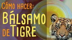 El bálsamo de tigre es un ungüento medicinal típico de la medicina oriental. Se utiliza para aplicar sobre contracturas, dolores musculares e incluso sobre g...