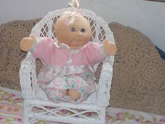 CPK Baby Doll in Pjs 2965 XA Mattel  1978 /1982 First Edition /Not Included In Discount Coupon Sale New listing. :) S by Daysgonebytreasures on Etsy