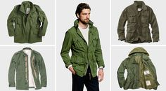 Best Mens M-65 Military Field Jackets