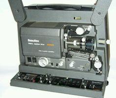 Super 8 sound projector Movie Projector, Movie Camera, Projectors, Film, Audio, Freeze, Movies, Tools, Vintage
