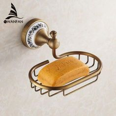 Our latest find:  Soap Dishes Antiq...  It's available for sale at http://www.thegrasshoppergallery.com/products/soap-dishes-antique-brass-with-ceramic-soap-holder-copper-soap-basket-bathroom-accessories-banheiro-bath-hardware-set-hj-1806?utm_campaign=social_autopilot&utm_source=pin&utm_medium=pin