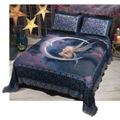 Fairy on the Moon Bedding
