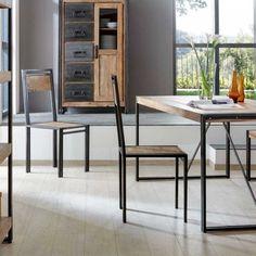 Chaises alinea achat chaises pas cher la chaise design - Chaises industrielles pas cher ...
