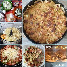 #Pie ohne #Mehl aus #Hüttenkäse, #Emmentaler und #Ei mit #Zwiebel, #Fleischwurst und #Porree. #körnigerfrischkäse #cottagecheese #cheese #onion Imitated? -> please link me and turn on notification.⬆ https://www.instagram.com/p/9buCG8sjpr/ #stepbystep #stepbystepcooking #lowcarbrecipes #lowcarbrezept #food #lowcarb #lowcarbfood #lowcarbforlife #lowcarbforever #lchp #lchf #instadaily #foodporn #instafood #mecfs #mecfsgermany #mecfsdeutschland #cfsme