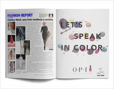 OPI turns mundane cosmetic into art-communication