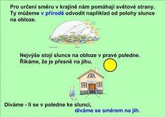 ZPŮSOBY ORIENTACE V KRAJINĚ :: Béčko-Tc Children, School, Ideas, Young Children, Boys, Kids, Thoughts, Child, Kids Part