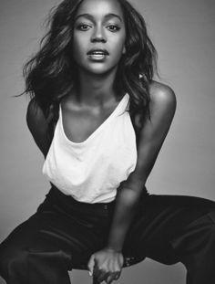 Aja Naomi King - Page - Interview Magazine
