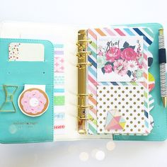 @xoallthingscute tagged me for a #WIDN. Currently switching over to my new planner from @websterspages . So far loving it! What are you up to @therachmark @craftyinwonderland