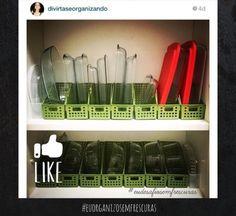 Organize sem Frescuras | Rafaela Oliveira » Arquivos » Cozinha vencedora do desafio de organização no Instagram