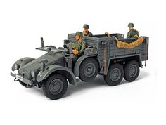 "Forces Of Valor 1:32 Krupp Protze Kfz 70 Diecast Personnel Carrier UN80041 This Krupp Protze Kfz 70 Personnel Carrier (Eastern Front 1941) Diecast Personnel Carrier features working wheels. It is made by Forces Of Valor and is 1:32 scale (approx. 15cm / 5.9in long).  The ""Krupp-Protze"" was a six-wheeled German truck and artillery tractor used by German forces in World War II. It was powered by a 55 hp or 60 hp (since 1936) Krupp M 304 4-cylinder petrol engine. Its main purpose was to tow…"