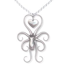 Octopus jewelry is a favorite of mine.