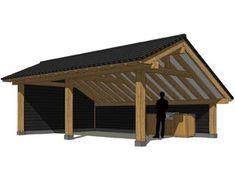 kapschuur-uniquebuitenleven-3D2 Gazebo, Pergola, Backyard, Outdoor Structures, Garden Sheds, Ranch, Furniture, Kiosk, Yard