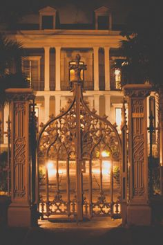 Benachi House - an authentic, classic New Orleans setting for a party, wedding ceremony and/or wedding reception - from elegant to trendy, crawfish boil to seated dinner. http://www.benachihouse.com/