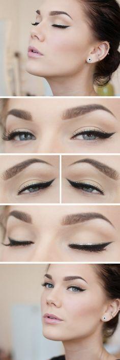 Diy Projects: 23 Gorgeous Eye-Makeup Tutorials
