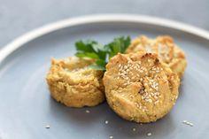 TTH - Paszteciki z ciecierzycy hummusem smakujące (wegańskie, bezglutenowe)