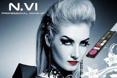 N.VI professional makeup  www.paletka.msk.ru