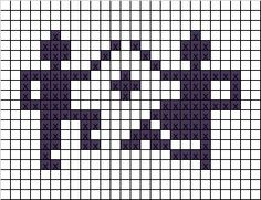 x-mas ball pattern