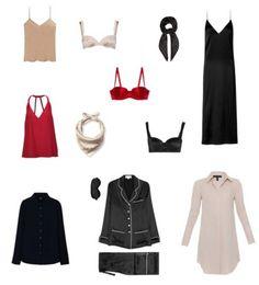 Гардероб на лето - шелковый топ, шелковое платье-комбинация, шелковое белье и пижама Summer wardrobe - silk tops, shirts, lingerie and pyjamas lingerywww.wearnissage.com #style #capsulewardrobe #minimalism #basics #outfits #капсульныйгардероб #стиль #минимализм
