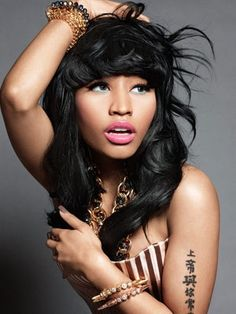 nicki minaj photography