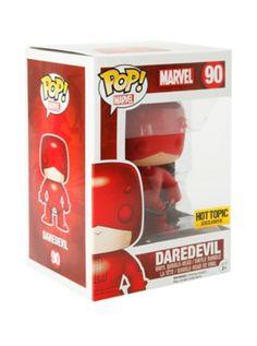 Funko Pop! Marvel Daredevil Vinyl Bobble-Head Hot Topic Exclusive