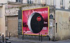 OX, Billboard Takeovers, Paris, France, 2009