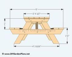 DIY Building Plans for a Picnic Table DIY Building Plans for a Picnic Table . Diy Furniture Plans, Woodworking Furniture, Teds Woodworking, Woodworking Beginner, Woodworking Quotes, Woodworking Hacks, Woodworking Workshop, Woodworking Techniques, Woodworking Classes