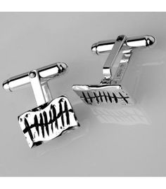 Inscribed with Irish word Gra, meaning Love, in ancient Irish Ogham script. Handmade by The Cat and The Moon in Sligo Ireland Sterling Silver Cufflinks, December, Handmade, Accessories, Jewelry, Products, Jewellery Making, Hand Made, Jewerly