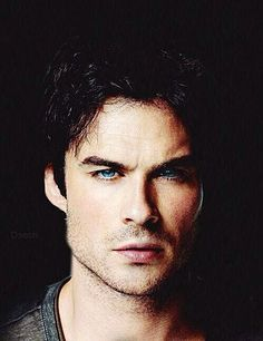 Ian Somerhalder | The Vampire Diaries...I will never get tired of saying this I love love love Ian's eyes!!! They are gorgeous!!