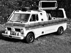 1970 Ford Econoline Kilimanjaro Concept #1970s