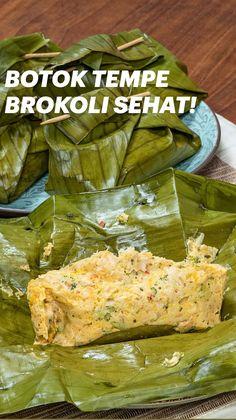 Vegan Recipes Easy, Asian Recipes, Vegetarian Recipes, Cooking Recipes, Tastemade Recipes, Healthy Menu, Indonesian Food, Food Dishes, Food Inspiration