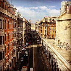 #genova #liguria #viaventi #viaventisettembre #genovamorethanthis #prospectives #prospettive #pontemonumentale