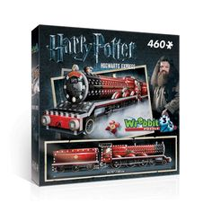 Get ready for a magical adventure with the Harry Potter Hogwarts Express Puzzle! Make your way to Platform 9 ¾ and climb aboard the Hogwarts Express, your one way ticket to the legendary School of Witchcraft and Wizardry. La Saga Harry Potter, Harry Potter Hogwarts, 3d Puzzel, Fans D'harry Potter, 3d Jigsaw Puzzles, Thing 1, Harry Potter Collection, Puzzle Pieces, Games