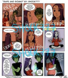 Beastboy often has to go on missions with the team while raven stays home because she can& risk hurting the baby. I love working man bb! hehe bbrae(c)DC comics and Glen Muraka. Teen Titans Love, Original Teen Titans, Teen Titans Fanart, Teen Titans Starfire, Raven Beast Boy, Robin, Bbrae, Young Justice, Dc Heroes