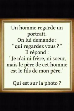 #ENIGME #DEVINETTE #REFLEXION Funny French, Charades, Image Fun, Stupid People, Games For Kids, Sentences, Jokes, Lol, Let It Be