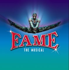 Fame.   My first musical and I saw it in London!  Awesome!