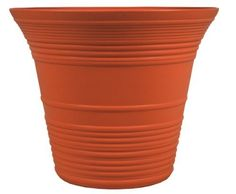 Listo 9-Inch Sedona Elite Planter, Bronze Orange by LISTO. $4.28. Attractive, lightweight and low maintenance planter. Self-watering technology. Available in trend-setting and fashionable colours. The Sedona planter has subtle sculptured rings and a fluted shape. Listo SEA09001F66 Sedona Elite Planter, Bronze Orange, 9-inch. Attractive, lightweight and low maintenance planter.